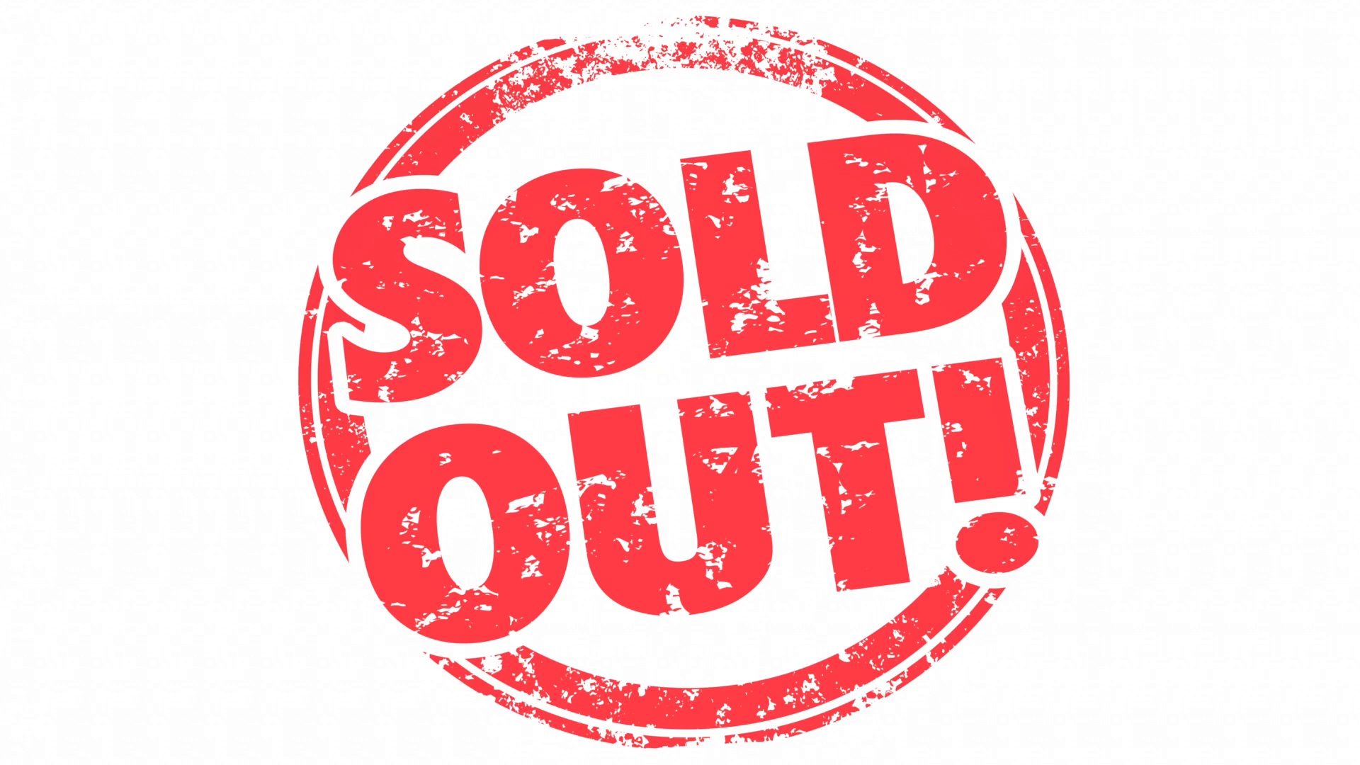 2018 Is Sold Out Ndash The Vintage 2019